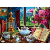 Tea Set Puzzle 1000pcs-WC48703