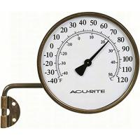 4 inch diameter Metal Thermometer (Swing Arm)-ACCURITE00334A2