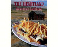 The Heartland America's Cookbook by Frances A. Gillette-AP06679