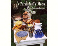 A Farm Girl's Menu: Timeless Recipes-AP06686