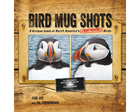Bird Mug Shots - A Unique Look at North America's Most Wanted Birds-AP15881
