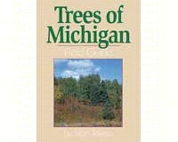 Trees Michigan Field Guide-AP30006