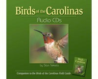Birds of Carolinas Audio CD-AP30655