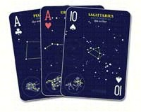 Night Sky Playing Cards-AP32420