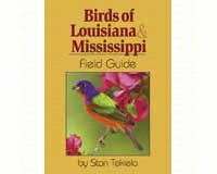 Birds of Louisiana and Mississippi Field Guide-AP32437