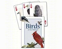 Birds of the Midwest Playing Cards-AP32857