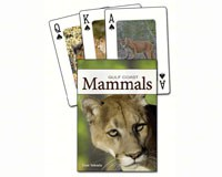 Mammals of the Gulf Coast Playing Cards-AP33632