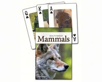 Mammals of the Southwest Playing Cards-AP33649