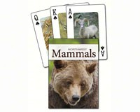 Mammals of the Northwest Playing Cards-AP33892
