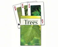 Trees of the Rocky Mountains Playing Cards-AP33939