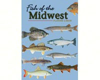 Fish of the Midwest Playing Cards-AP34943
