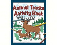 Animal Tracks Activity Book-AP35384