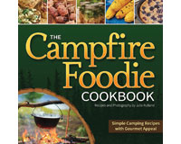 The Campfire Foodie Cookbook by Julia Rutland-AP35568