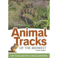 Animal Tracks of the Midwest-AP35742