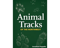 Animal Tracks of the Northwest Playing Cards-AP36923