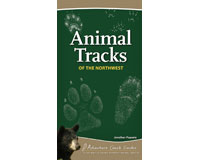 Animal Tracks of the Northwest Quick Guide-AP36961