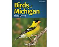 Birds Michigan Field Guide 3rd Edition-AP39009