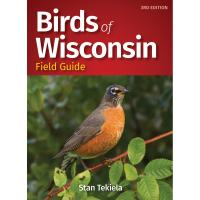 Birds Of Wisconsin FG 3rd Edition by Stan Tekiela-AP39559