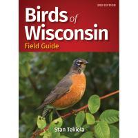 Birds Of Wisconsin Field Guide 3rd Edition by Stan Tekiela-AP39559