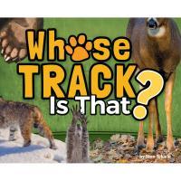 Whose Track is That? by Stan Tekiela-AP39580