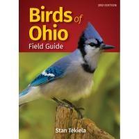 Birds of Ohio FG 3rd Edition by Stan Tekiela-AP39610