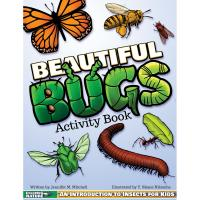 Beautiful Bugs Activity Book-AP47470