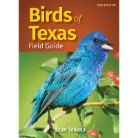 Birds Texas Field Guide  2nd Edition-AP50622