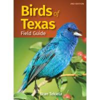 Birds Texas Field Guide  2nd Edition-AP50622