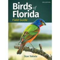 BIrds of Florida 3rd Edition Field Guide-AP50653