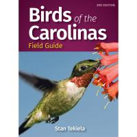Birds of the Carolinas 3rd Edition Field Guide-AP50684