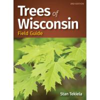 Trees of Wisconsin Field Guide-AP50974