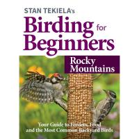 Birding for Beginners Rocky Mountains-AP51247
