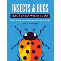 Insects & Bugs Backyard Workbork-AP51599