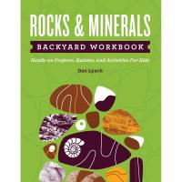 Rocks & Minerals Backyard Workbook-AP51667