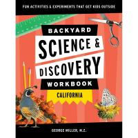 Backyard Nature & Science Workbook California-AP51681