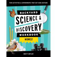 Backyard Nature & Science Workbook Midwest-AP51698