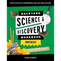 Backyard Nature & Science Workbook Northeast-AP51704