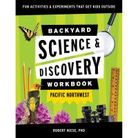 Backyard Nature & Science Workbook Pacific Northwest-AP51711