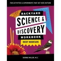 Backyard Nature & Science Workbook Rockies-AP51728