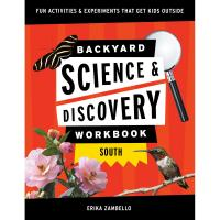 Backyard Nature & Science Workbook South-AP51735