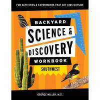 Backyard Nature & Science Workbook Southwest-AP51742