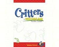 Critters Michigan Pocket Guide-AP61812