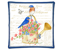 bluebirds Spiced Hot Pad-AC12497