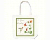 Hummingbird Large Tote-AC17438