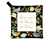 Home for the Holidays Potholder-AC21350