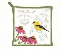 Goldfinch Potholder-AC21449