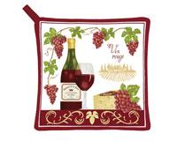 Vin Rouge Potholder-AC21465