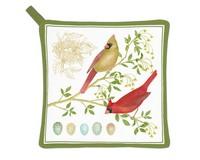 Cardinal Pair Potholder-AC21503
