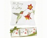 Hummingbird Boxed Lavender Sachets (3 pcs)-AC300438