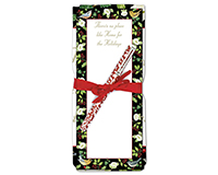 Home for the Holidays Flour Sack Towel & Magnetic Notepad Set-ACU26350
